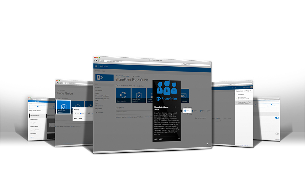 SharePoint Page Guide